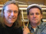 Peter Heger & Edwin Karbaumer